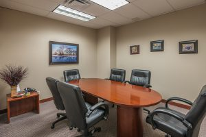 Our Instant Office Boardroom