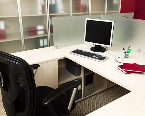 Instant Office - Computer desk and chair